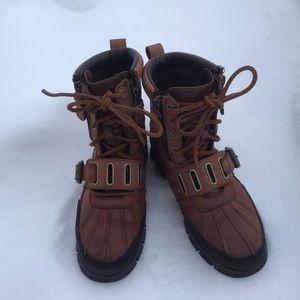 Ralph ❄️Lauren Winter Leather Boot Quanita